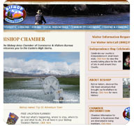 Bishop Visitor - Bishop Chamber of Commerce